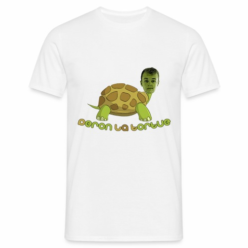 T-shirt Peron la tortue classique - T-shirt Homme