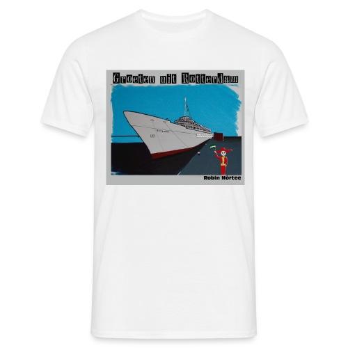 ss_rotterdam - Mannen T-shirt