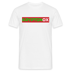 Kryptonox Logo - Men's T-Shirt