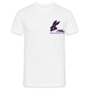 SnowRabbit - Männer T-Shirt