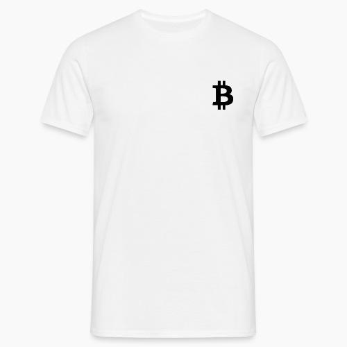 Bitcoin Adoption - Männer T-Shirt