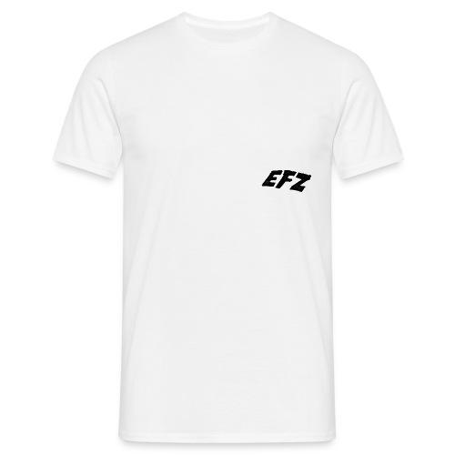 S.1 EFZSMALLLOGO - Männer T-Shirt