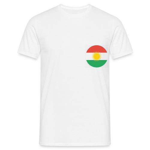 Kurdish tshirt - T-shirt herr