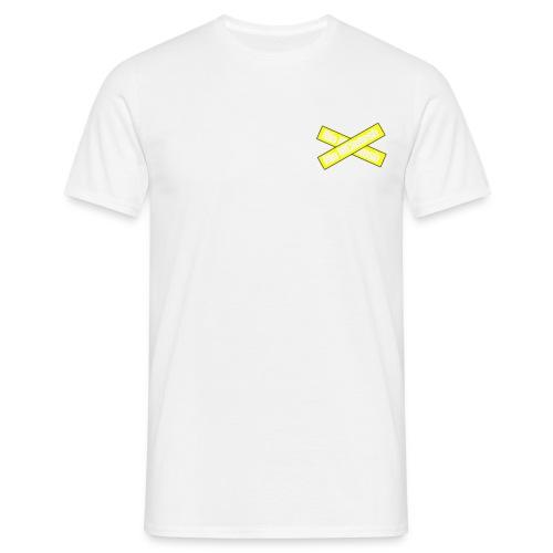 Wht 'Rio Mcintosh' Cross - Men's T-Shirt