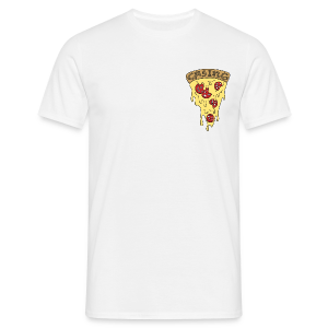 Pizza - Men's T-Shirt