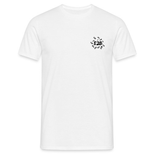 E2B69 - T-skjorte for menn