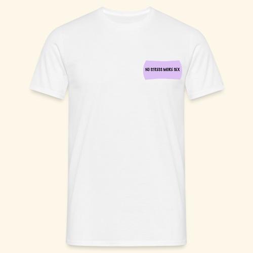 less stress - T-shirt Homme