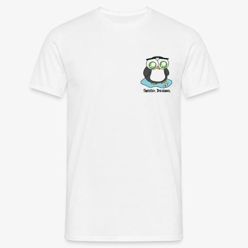 Sad Penguin - T-shirt herr