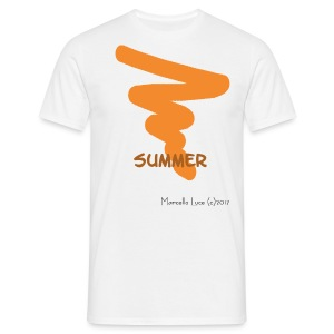 Streetworker Art by Marcello Luce - Summer 2017 - Männer T-Shirt