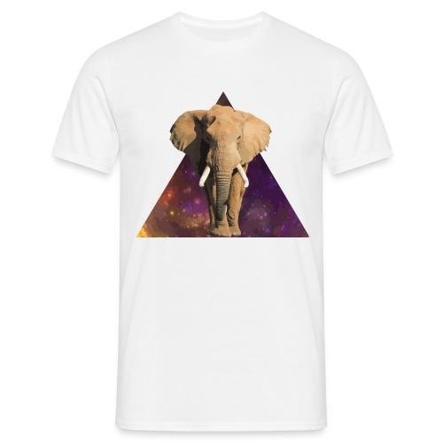 Elephant - Maglietta da uomo
