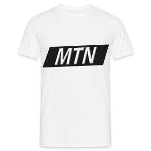 MTN BoxLogo T-shirt herre - Men's T-Shirt