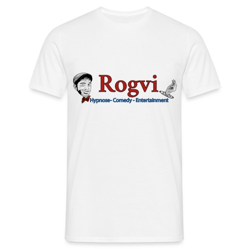 Rogvi Merch. - Herre-T-shirt