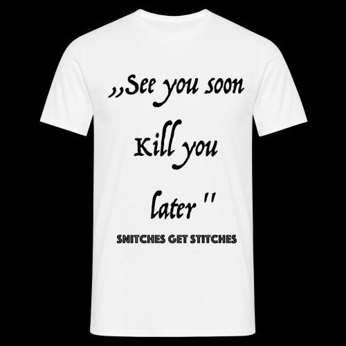 Haters - Männer T-Shirt
