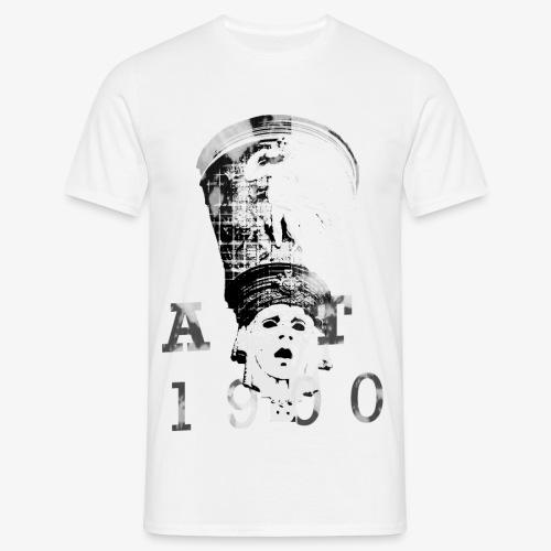 Gaudi3 2 - Mannen T-shirt
