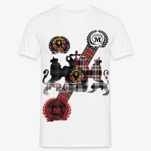 Schield3 6 - Mannen T-shirt