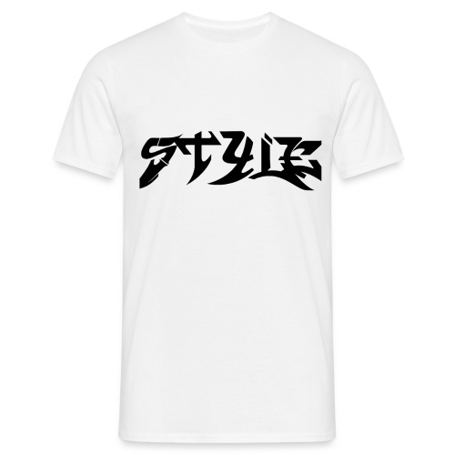 style - Camiseta hombre