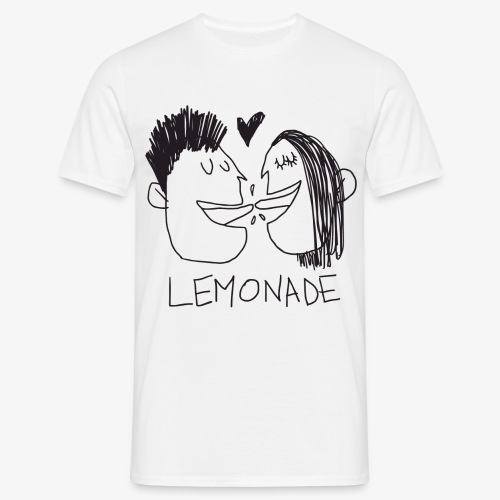 Lemonade Kiss - Maglietta da uomo