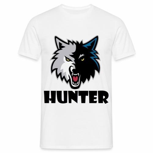 Hunter T-schirt - Mannen T-shirt