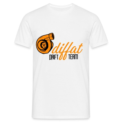 Odiffat Drift Team - T-shirt herr