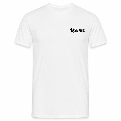 Symbols - Mannen T-shirt