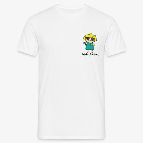 Doll·Y - T-shirt herr