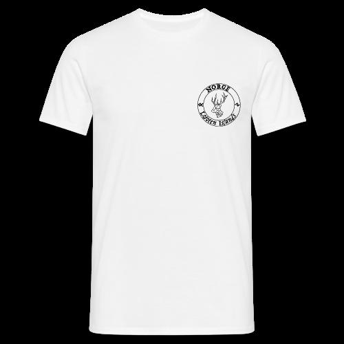 logo tampon norvège - T-shirt Homme