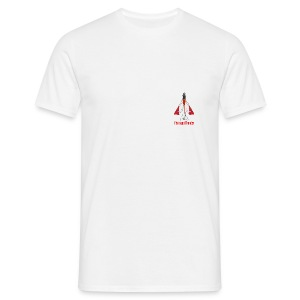Phil Kingsbury classic collection (White) - Men's T-Shirt