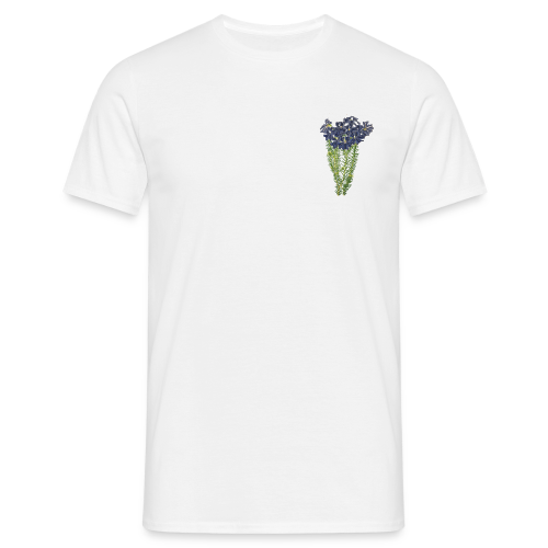 Leschenaultia Biloba - T-shirt Homme