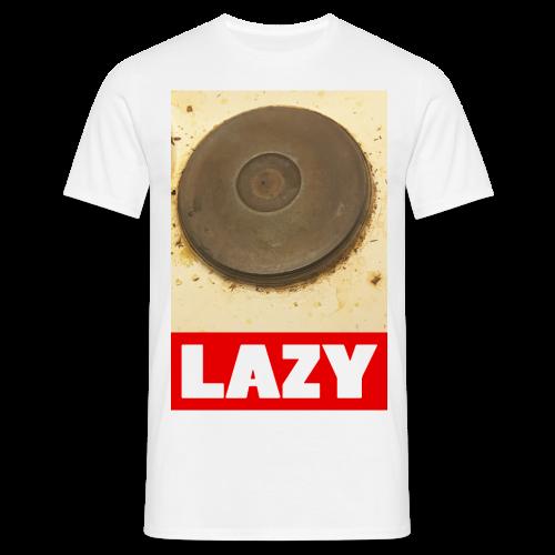 Lazy - Miesten t-paita