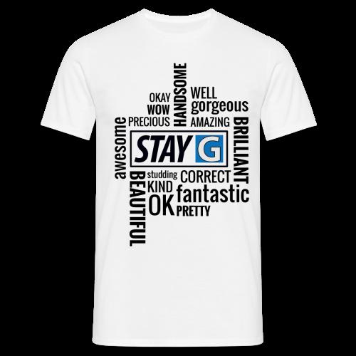 StayG One - Männer T-Shirt