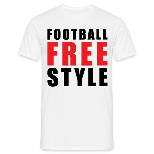 Football Freestyle - Men's T-Shirt