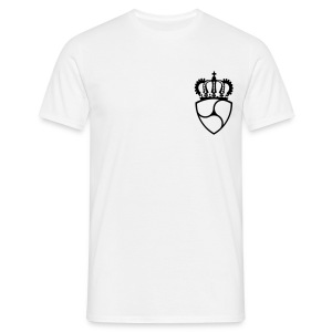 NEMperor Black and White - Männer T-Shirt
