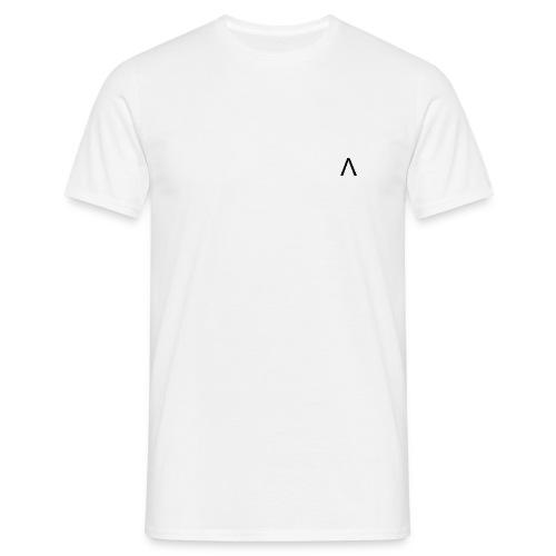 A - Clean Design - Men's T-Shirt
