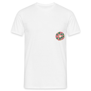 Donut and Broccoli - T-shirt Homme