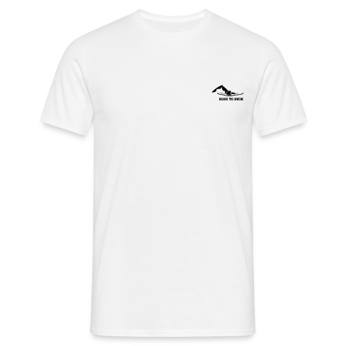 Born to swim - T-shirt Homme