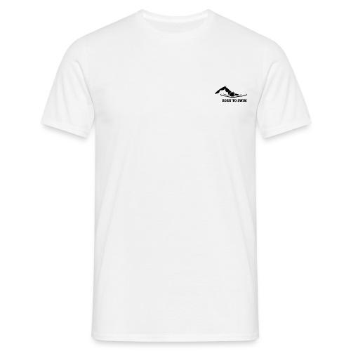 Born to swim - T-shirt Homme