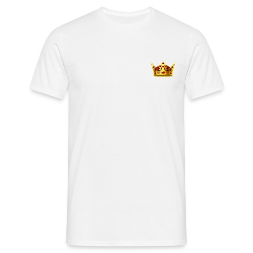 GoldCrown - Männer T-Shirt