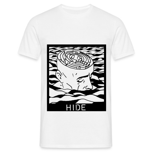 Hide T-Shirt - Männer T-Shirt