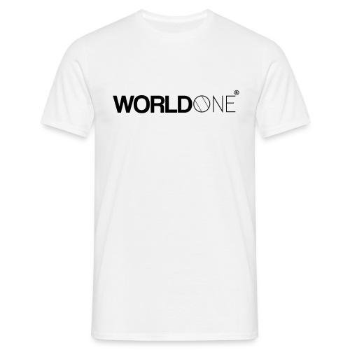 WorldØne© - T-shirt Homme