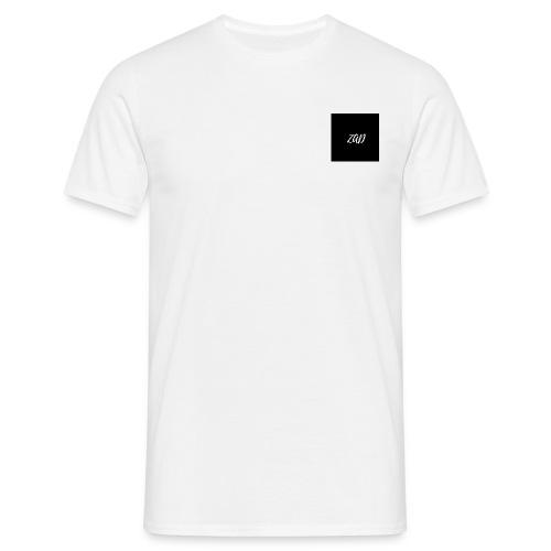 Zad logo 1 - T-shirt Homme