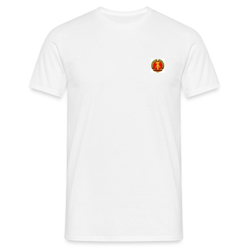 DDR retro - Männer T-Shirt