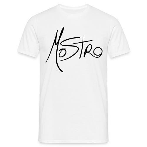 Monster BIG Logo - Men's T-Shirt