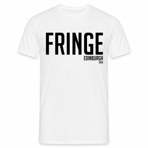 Fringe 2018 White - Men's T-Shirt