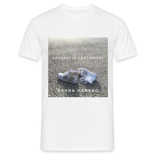 Rakkautta Laatikossa - Miesten t-paita