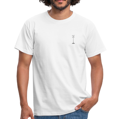 Classic Coatrack - Men's T-Shirt