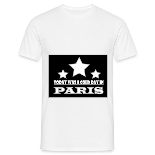 ColdParis - T-shirt Homme