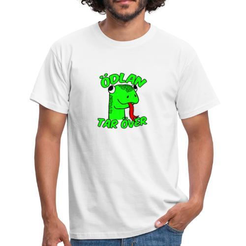 Ödlan Tar Över - T-shirt herr