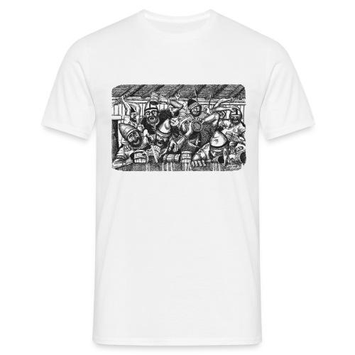 bärsärkar - T-shirt herr