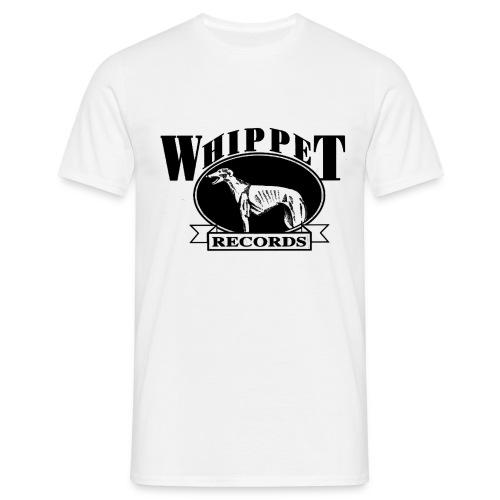 whippet logo - Men's T-Shirt