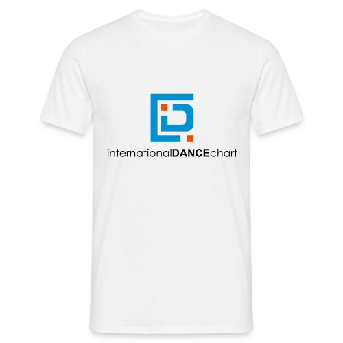 International Dance Chart - Camiseta hombre